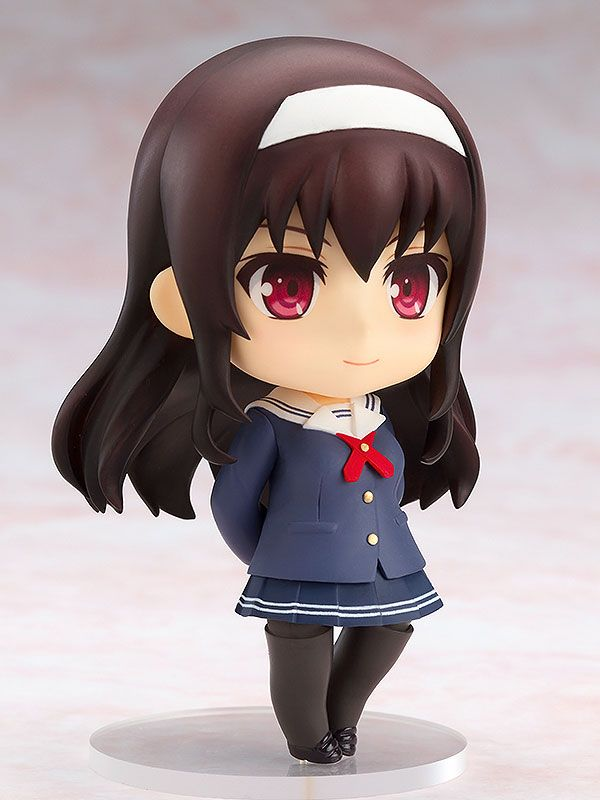 Saekano: How to Raise a Boring Girlfriend Flat - Utaha Kasumigaoka - Nendoroid - Good Smile Company (Aug 2017)  - SD-Figuren / Nendoroids - Japanshrine