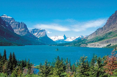 St. Mary Lake, Going to the Sun Road; Glacier National Park, Montana... Pictures can never do it justice. Miss this place so much!!! I can't wait to go back!!