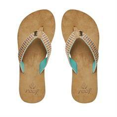 Reef Gypsylove slippers van Front Runner bij Berden Basement
