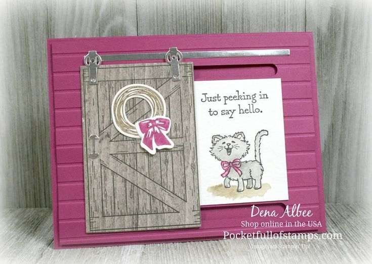 1513 Best Cards Animals Images On Pinterest Diy Cards