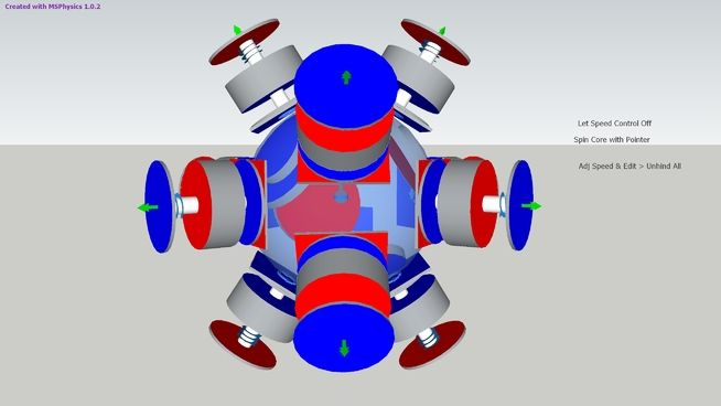 MAGNET MOTOR - 3D Warehouse