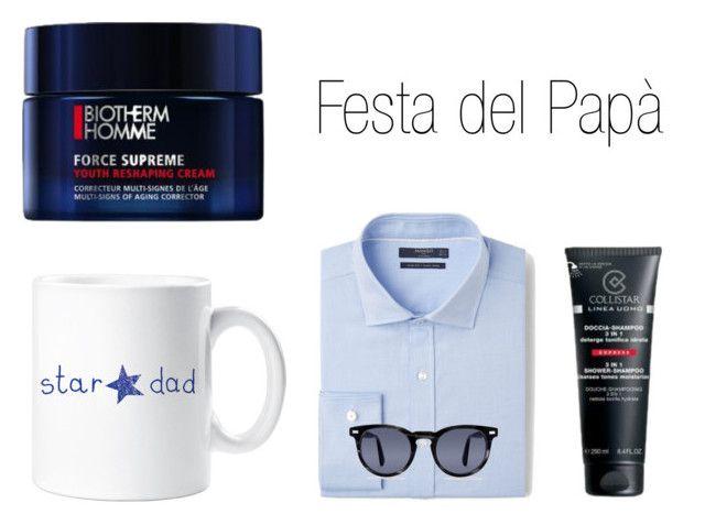 Festa del Papà by profumeriesabbioni on Polyvore featuring bellezza and MANGO