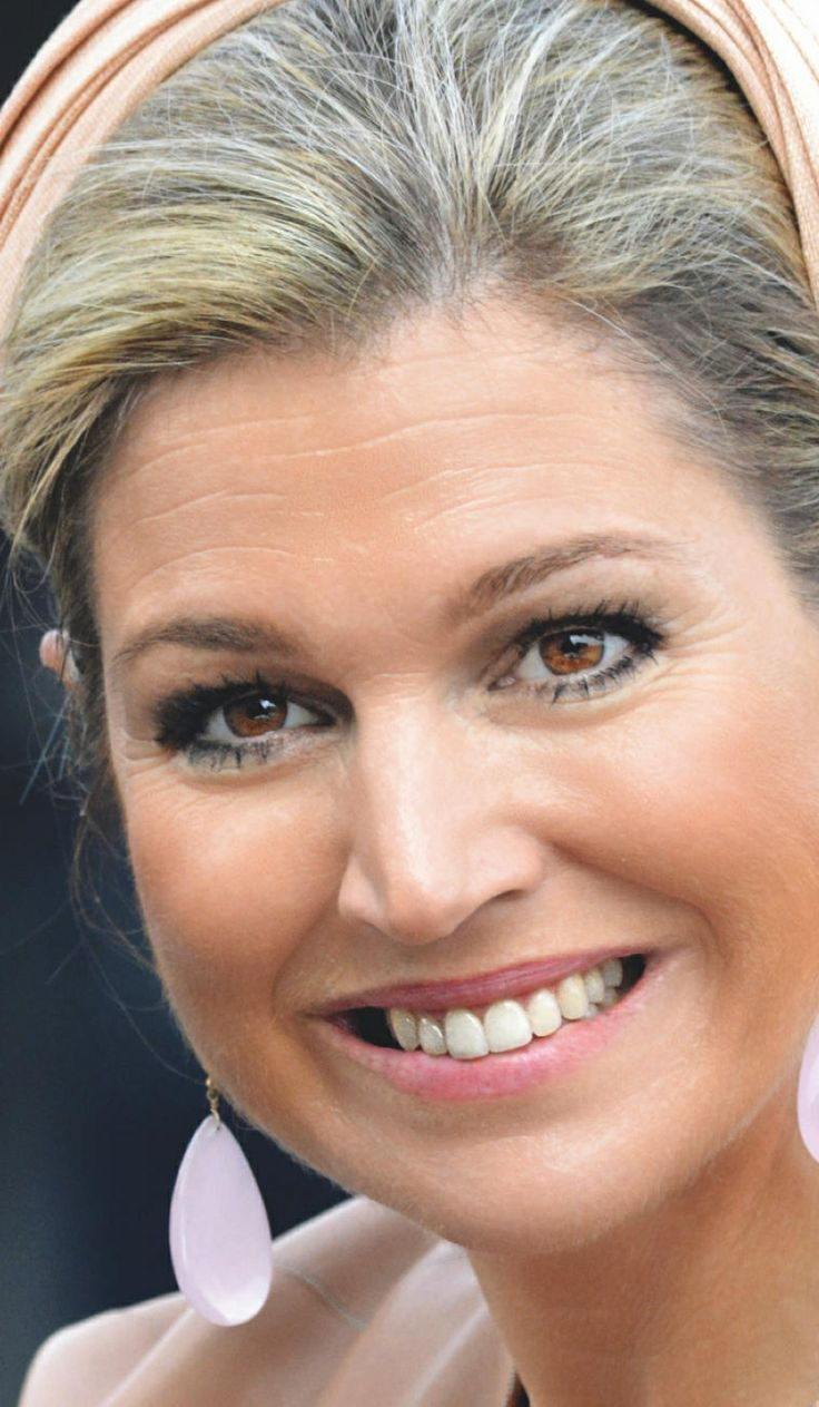.Queen Maxima of Netherlands