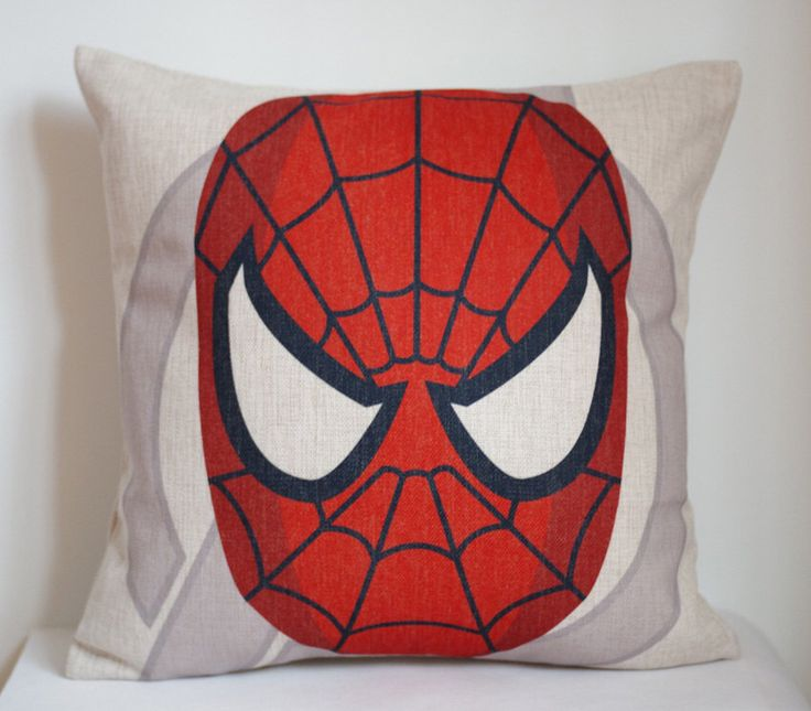 Spider man pillow, cool spider man pillow cover, cool spiderman pillow cover by DecorPillowStore on Etsy https://www.etsy.com/listing/200906498/spider-man-pillow-cool-spider-man-pillow