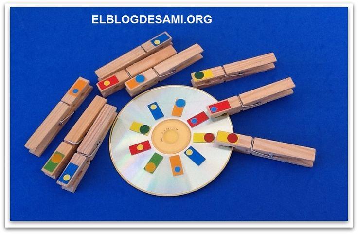 Objetivo(s):  Desarrollar/mejorar/ trabajar la percepción visual, atención, formas, colores y motricidad fina. … Leer más