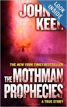 The Mothman Prophecies: John A. Keel: 9780765341976: Amazon.com: Books