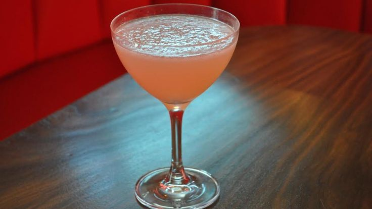 A Rum and Campari Cocktail Recipe to Celebrate Spring - Eater