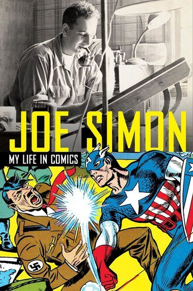 Joe Simon enlisted in the U.S. Coast Guard during World War II. He said in his 1990 autobiography that he was first assigned to the Mounted Beach Patrol at Long Beach Island, off Barnegat, New Jersey, for a year before being sent to boot camp near Baltimore, Maryland, for basic training.Afterward, he reported for duty with the Combat Art Corps in Washington, D.C., part of the Coast Guard Public Information Division.
