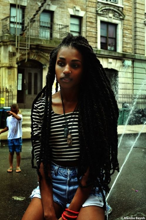 25 Protective Natural Hair Styles for Fall