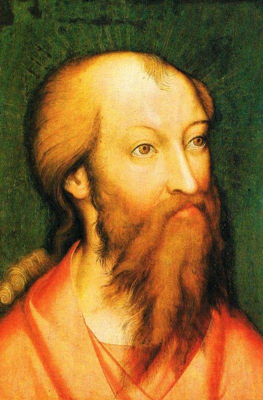Apoštol Pavel (po roce 1410)