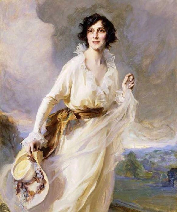 Bildnis von Lady Crosfield (583x700, 377Kb)