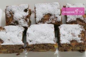 Ciasto Salceson z Jabłkami | Deserek.TV -