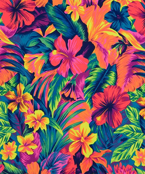 Hawaiian-Floral https://www.facebook.com/pages/Color-makes-me-happy/174707359305474?ref_type=bookmark