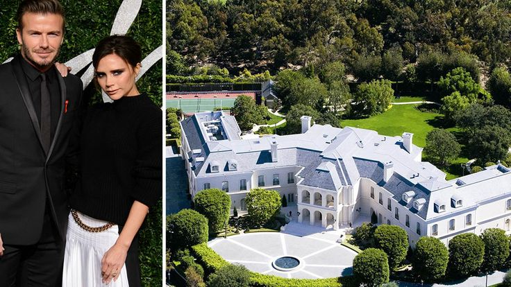LA's most expensive house could become the next Buckingham Palace.