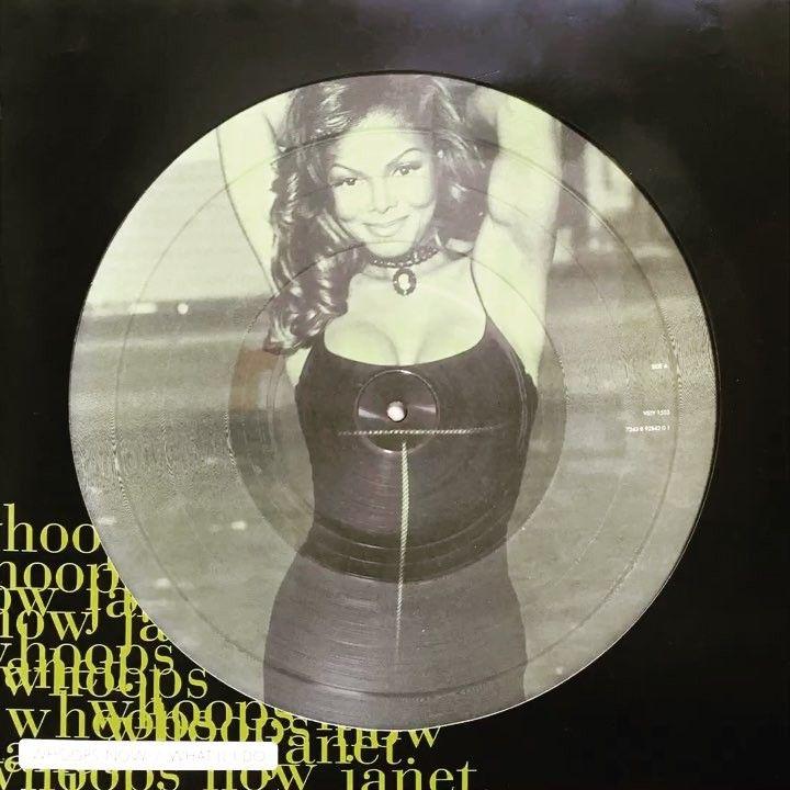 JANET JACKSON - WHOOPS NOW ファンとしてはピクチャー盤というだけで買ってしまった1枚でも中身も間違いなかったです #JANETJACKSON #whoopsnow #Rock #RnB #アナログ #レコード #vinyl #music #musica #instamusic #instamusica #12inch #vinylsoundsbetter #vinyl #vinylcollection #vinyljunkie #vinylcollector #vinylgram #vinyloftheday #instavinyl #レコードジャケット #LP #record #randb