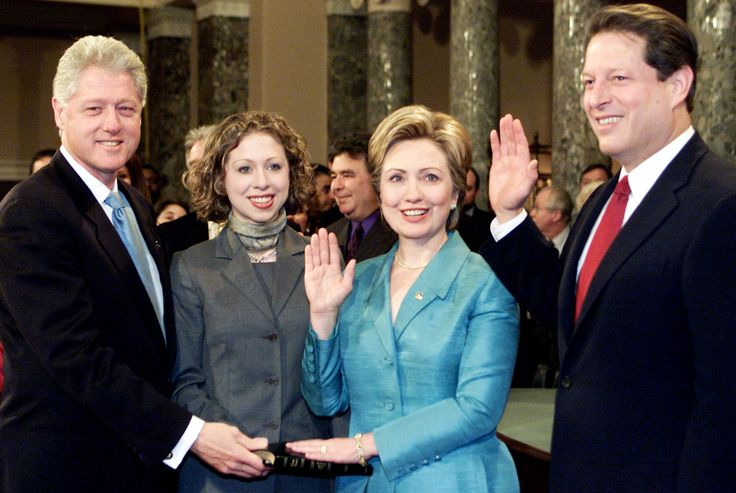 CULTURE Chelsea Clinton Talks Charity, Volunteerism, and Family Values