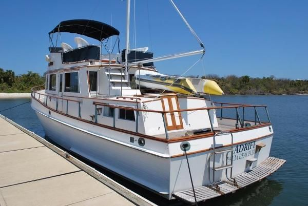 1980 Grand Banks 42 Classic North Palm Beach Florida Boats Com Grand Banks Yachts Boats For Sale Florida Classic Boats For Sale