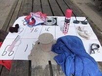 Levend bingo - kampspellen; spellen voor groepen, schoolklassen en kamp.