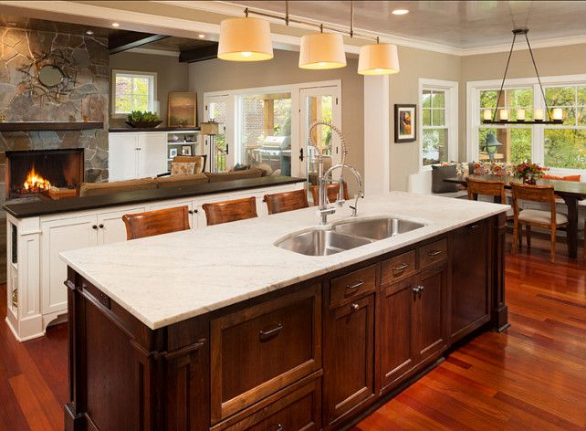 Kitchen Island Kitchen Island Ideas Large Island With