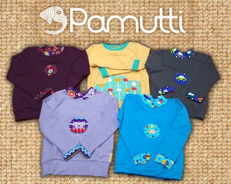Vidám pulóverek :)  www.pamutti.hu