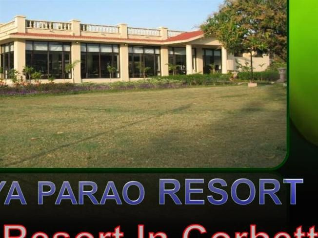 Nadiya Parao is best #Resort in #Corbett_National_Park is the most exotic resort that offers you a golden chance to feel the serenity and natural ambiance. http://bit.ly/299IDtg