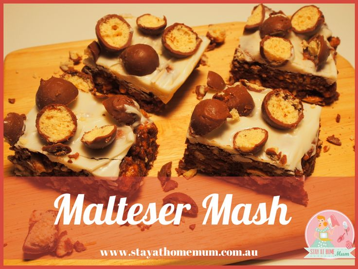 Malteser Mash | Stay at Home Mum