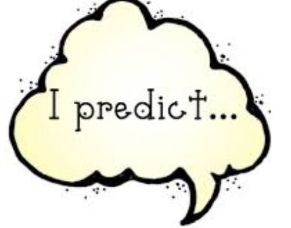 Making predictions is another way to display and increase comprehension ability. Here, the educator models how to make a prediction, the students make whole group predictions, independent predictions, and then check their prediction. Students should make accurate predictions which are supported from evidence within the story.