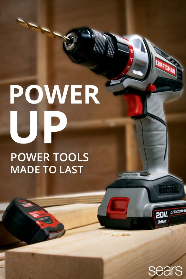 Fill your toolbox with durable and quality tools and sets from Sears. From Craftsman power tools to manual hand tools, Sears gives you access to the tools you need for almost any job. For every homeowner, be prepared with these toolbox essentials: a screwdriver, hammer, wrench and pliers. From DIY jobs to professional contract work, you can find the tools you need at Sears.