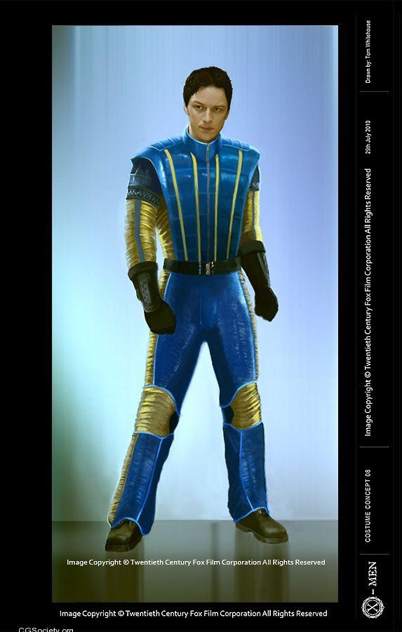 X-Men: First Class Professor X Costume Concept   X men ...