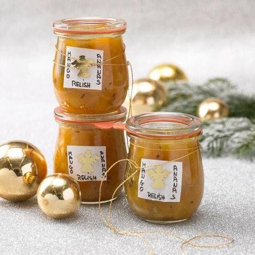 Geschenke aus der Küche - selbstgemacht und lecker | Dips, Sauces and Recipes