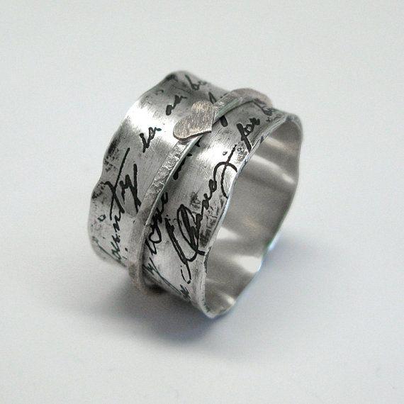 love letter ring
