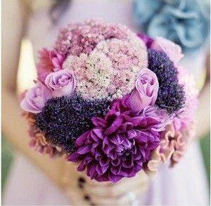 radiant orquid bouquet