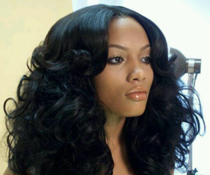hairstylesvedio and pics latest : Weave hairstyles, Crotchet braids and Big hair on Pinterest