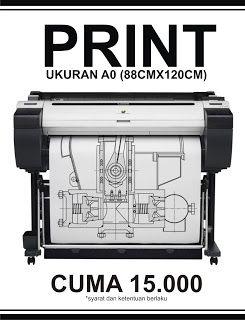 All About Digital Print: PRINT A0