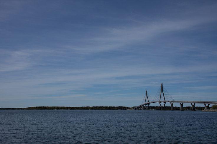 Kvarken Archipelago - Replot bridge