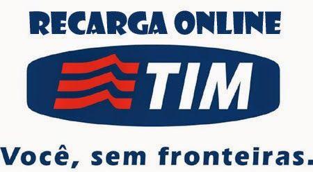 Recarga de Celular Grátis: TIM