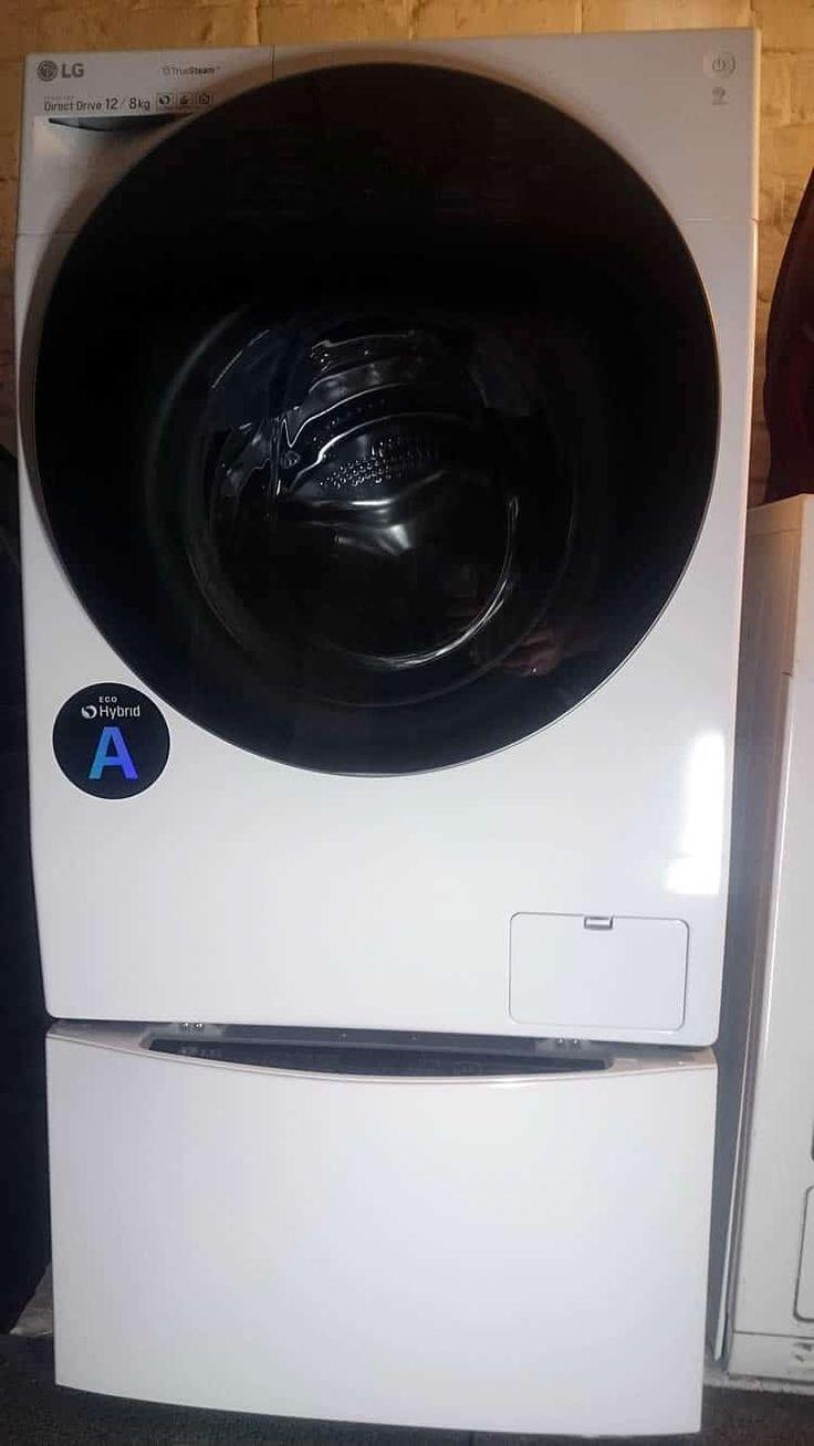 Test de la double machine à laver séchante LG TWINWash™ T286G1GWRH