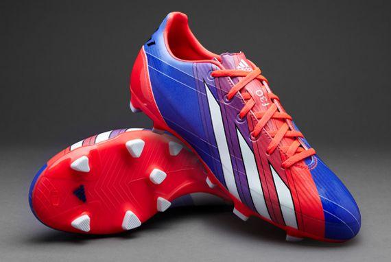 adidas Football Boots - adidas F30 TRX FG - Firm Ground - Soccer Cleats - Turbo-Blast Purple-White