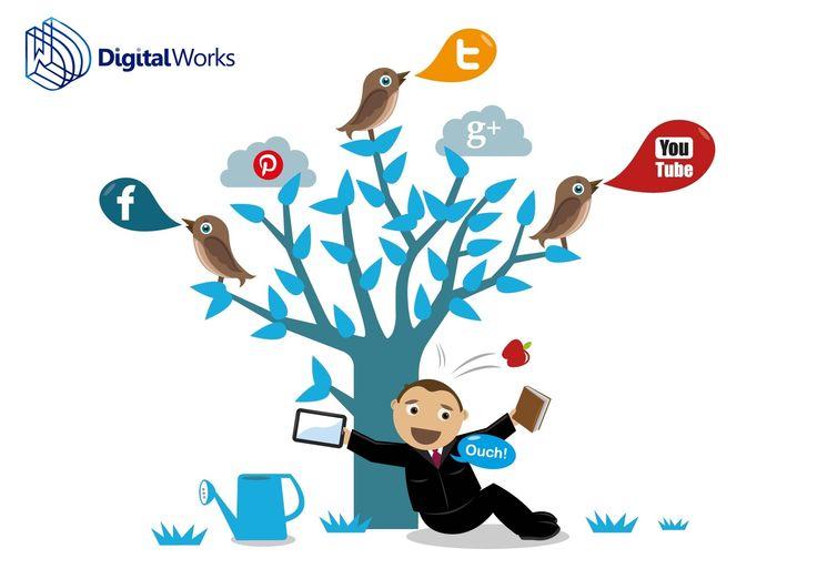 Å utvikle nettsteder fra bunnen av for å bringe deres nettadresser blant topp SERP-er er vårt mål. #digitalworks tilbyr komplette pakker for online tilstedeværelse og fremgang.