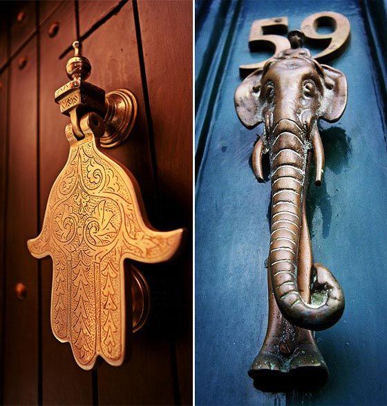 51 best Door Knockers images on Pinterest Door handles Door