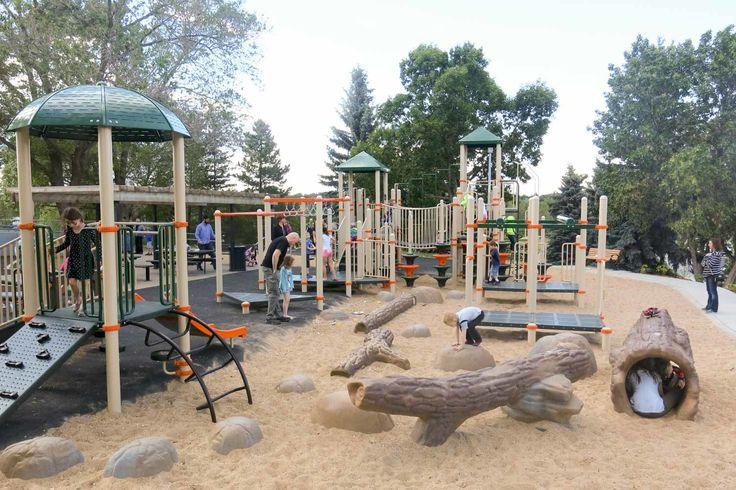 Capilano Community Park Playground