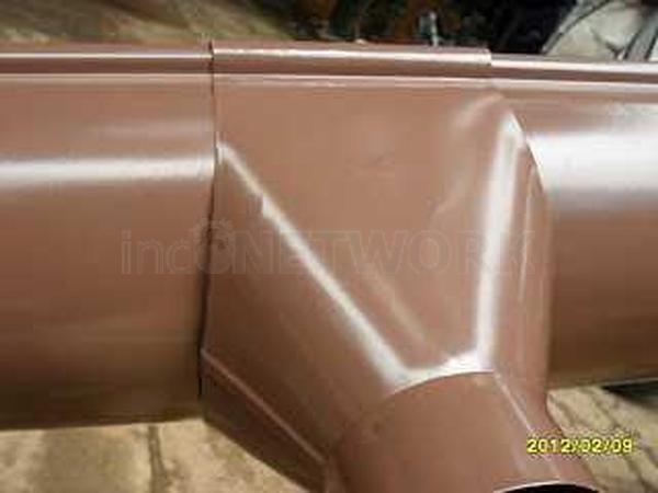 "Talang Metal 081284559855 - TALANG METAL 081284559855,,087770337444,TALANG METAL ""exclusive"" CV HARDA UTAMA Talang Air (Water Gutter) Metal baja Untuk urusan Talang, Talang Metal yang satu ini puas pakai nya. Di banding kan dengan talang PVC, Talang Metal jauh lebih awet dan tahan lama. Aksesoris komplit dan pemasangannya mudah.  CV.HARDA UTAMA  ""melayani penjualan talang metal seluruh Indonesia""  Harga Talang Metal Baja"