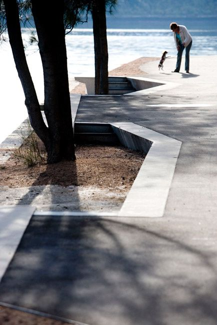 Glebe Foreshore Walk by JMD Design 13 « Landscape Architecture Works | Landezine Landscape Architecture Works | Landezine