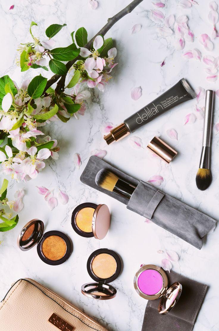 Delilah Cosmetics Paraben Free Make Up Review Paraben