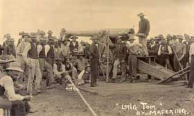 The Anglo-Boer War.