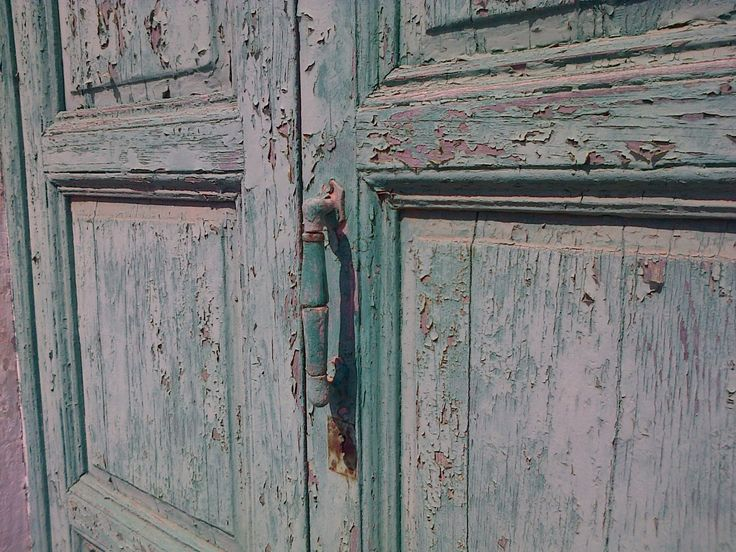 chippy door in Tuguise Lanzarote