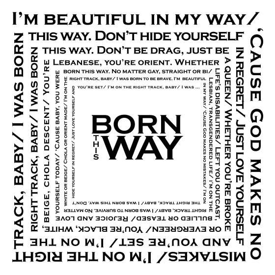 lady gaga quotes born this way - photo #5