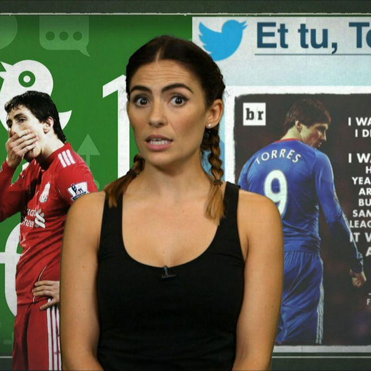 The Sweeper: Et tu, Torres?