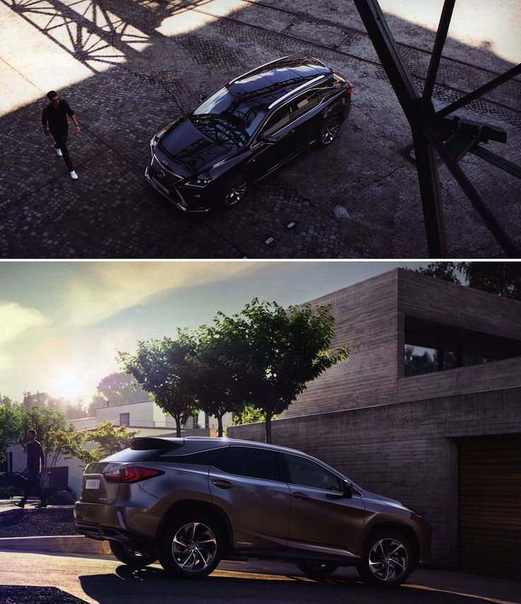 https://flic.kr/p/P744ge | Lexus RX, Der neue; 2015_4