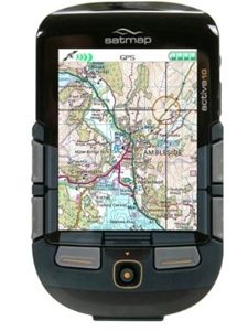 Satmap Handheld GPS With Large Colour Screen. View this helpful resource about GPS handhelds for walking tips n tricks: http://www.hikingequipmentsite.com/handheld-gps-tips-pin/